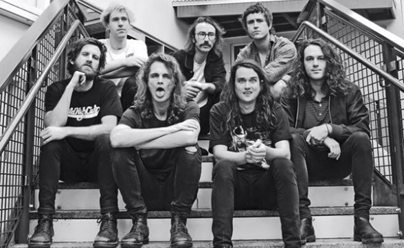 "Nueva canción de King Gizzard & The Lizard Wizard: ""Nuclear Fusion"""