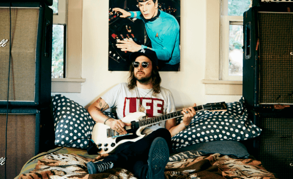 "King Tuff tocó ""Eyes Of The Muse"" en Conan"
