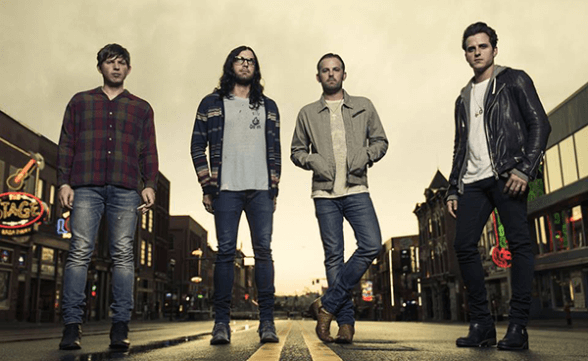"Nueva canción de Kings Of Leon: ""Around The World"""