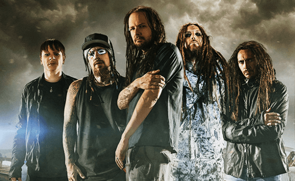 "Streaming del nuevo disco de Korn: ""The Serenity Of Suffering"""