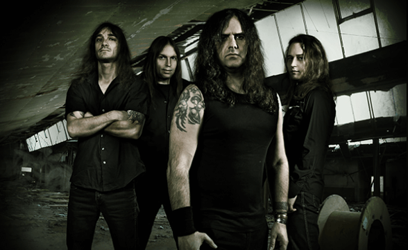 "Kreator estrena dos canciones: ""Satan Is Real"" y ""Earth Under The Sword"""