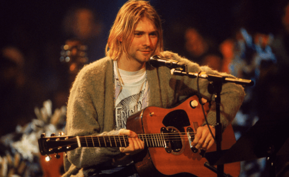 "Cover de Kurt Cobain a The Beatles: ""And I Love Her"""