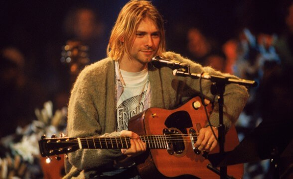 "Cover inédito de Kurt Cobain a The Beatles: ""And I Love Her"""