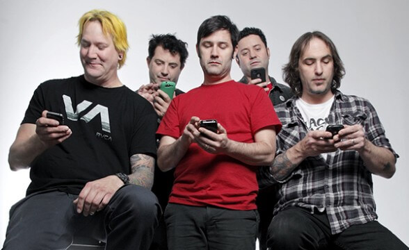 "Streaming de ""Hang"", nuevo disco de Lagwagon"