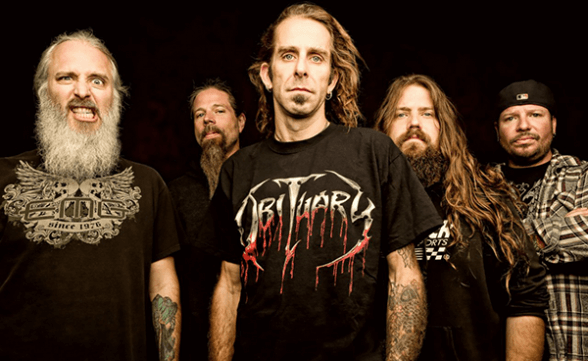 "Nueva canción de Lamb Of God: ""Erase This"""