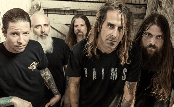 "Nueva canción de Lamb Of God: ""The Duke"""