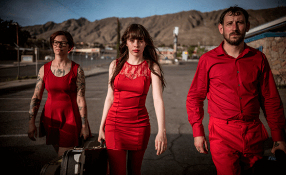 "Nueva canción de Le Butcherettes: ""They Fuck You Over"""