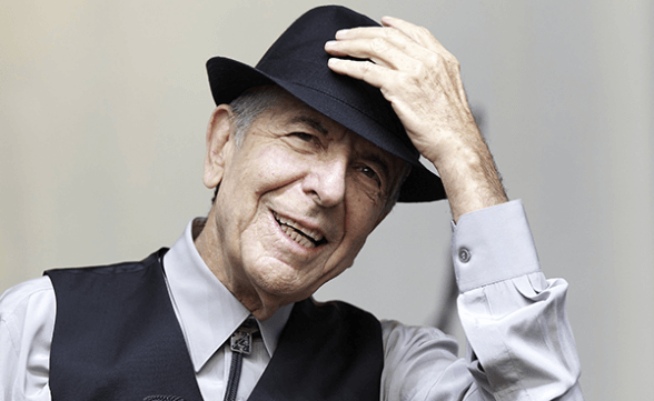 "Streaming del nuevo disco de Leonard Cohen: ""You Want It Darker"""