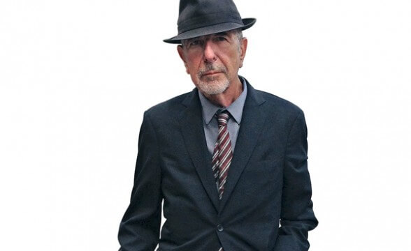 "Streaming del nuevo disco de Leonard Cohen: ""Popular Problems"""