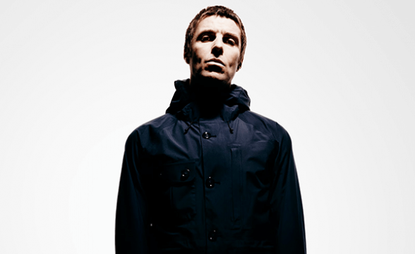 "Nuevo video de Liam Gallagher: ""Chinatown"""