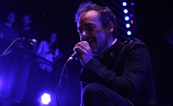 Galería fotográfica de Love Of Lesbian @ Club Chocolate (25/09/2015)