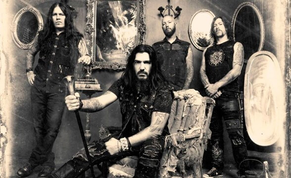 "Trailer de ""Bloodstone & Diamonds"", nuevo disco de Machine Head"
