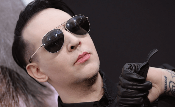 "Nuevo video de Marilyn Manson: ""Deep Six"""