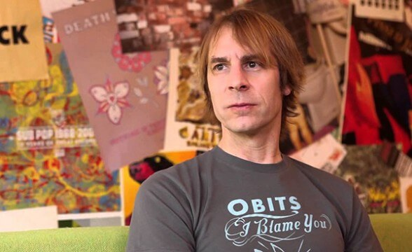 Entrevista a Mark Arm de Mudhoney