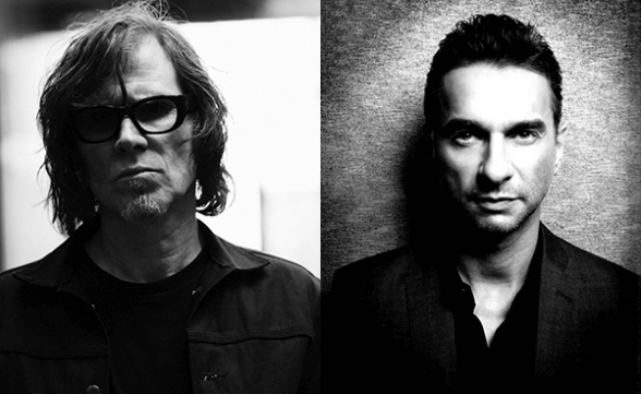 "Mark Lanegan y Dave Gahan hacen cover de David Bowie: ""Cat People (Putting Out Fire)"""