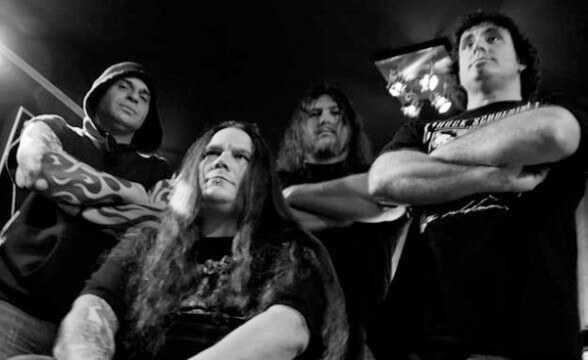 "Streaming del nuevo disco de Massacre: ""Back From Beyond"""