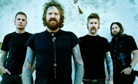 "Nuevo adelanto de ""Live At Brixton"" de Mastodon: ""Curl Of The Burl"""