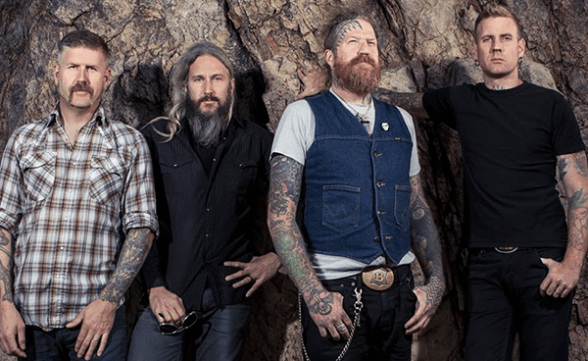"Mastodon tocó ""Show Yourself"" en Jimmy Kimmel Live!"