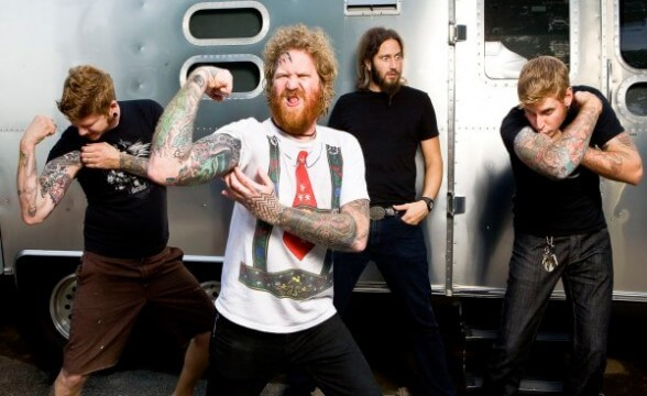 "Nuevos videos en vivo de Mastodon: ""Dry Bone Valley"" y ""Black Tongue"""
