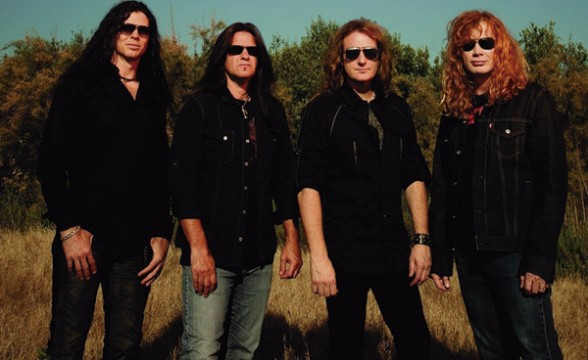 "Video inédito de Megadeth para ""Back In The Day"""