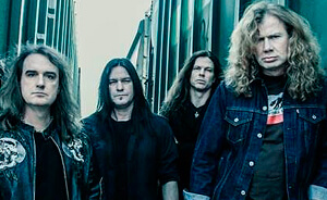Kingmaker, la nueva cancin de Megadeth