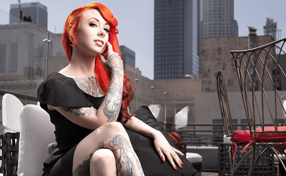 Megan Massacre se suma al Escudo Summer Ink 2017