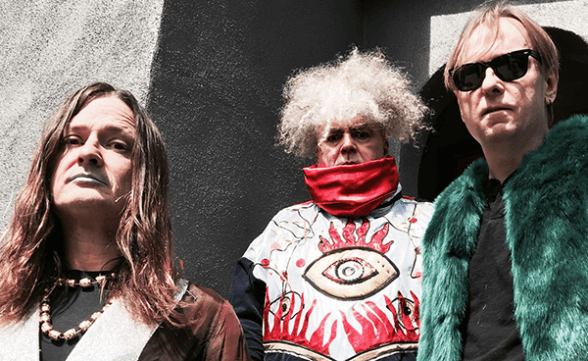 "Streaming del nuevo disco de Melvins: ""Basses Loaded"""