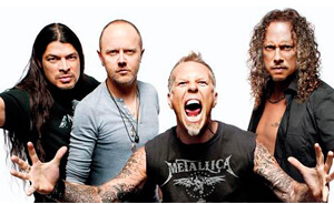 "Metallica lanzará el soundtrack de su película ""Through The Never"""