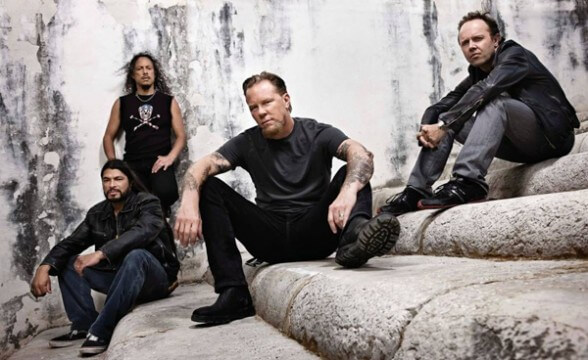 Canciones del Setlist de Metallica By Request en Chile
