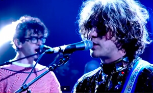 """MGMT presentó """"Your Life Is A Lie"""" en Jools Holland"""