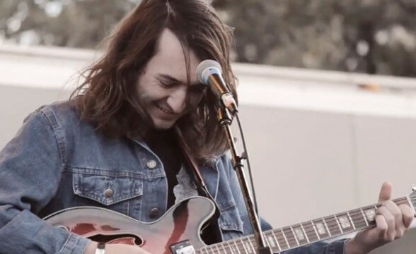 "Nueva canción de Mikal Cronin: ""Made My Mind Up"""