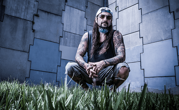 Mike Portnoy regresa a Chile con el show Shattered Fortress