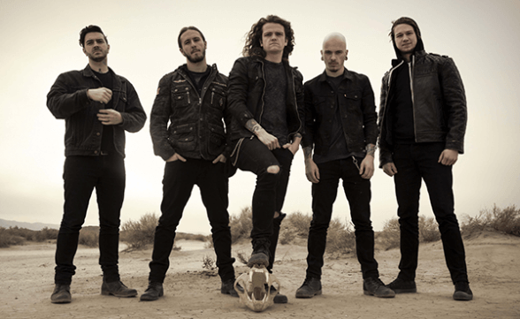"Nuevo video de Miss May I: ""Deathless"""