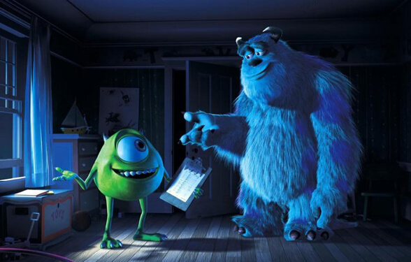 MONSTERS, INC 01