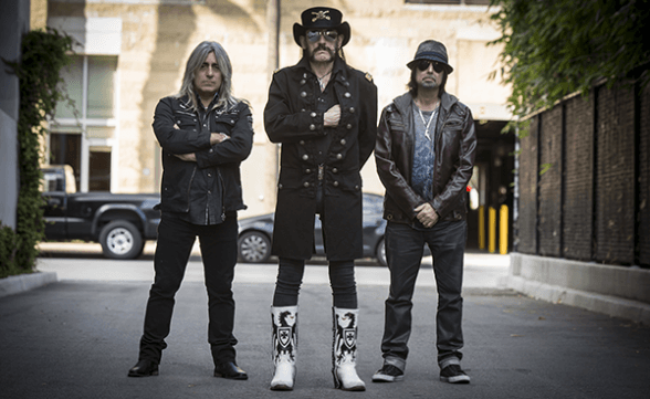 "Lanzarán disco de covers de Motörhead: ""Under Cöver"""
