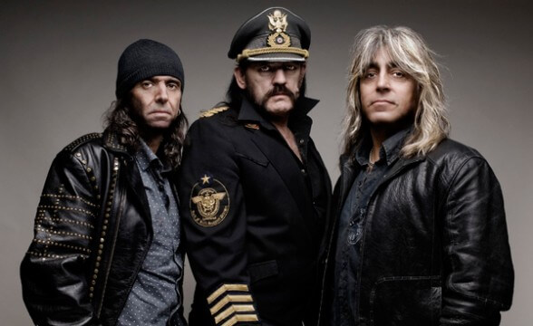 "Nuevo lyric video de Motörhead: ""Crying Shame"""