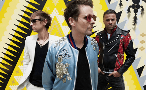 "Muse tocó ""Dig Down"" en el Late Show with Stephen Colbert"