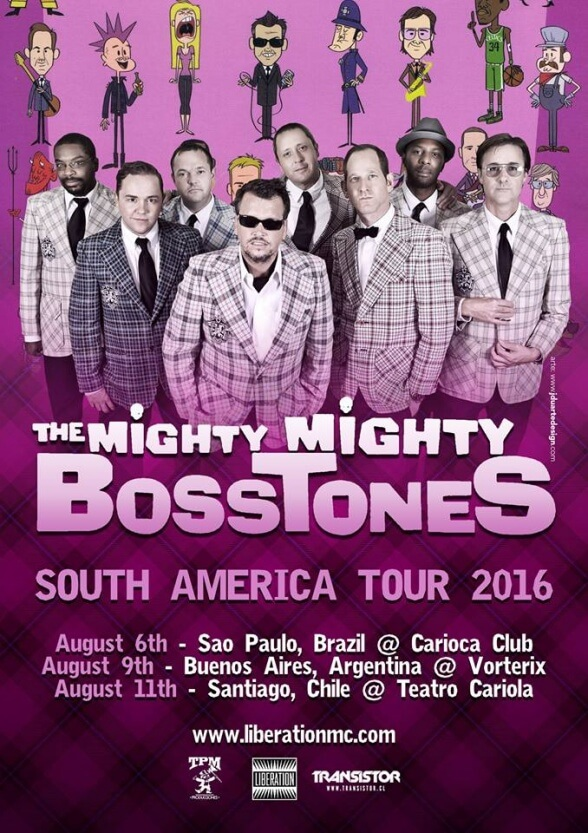 Mighty Mighty Bosstones-Chile 2016