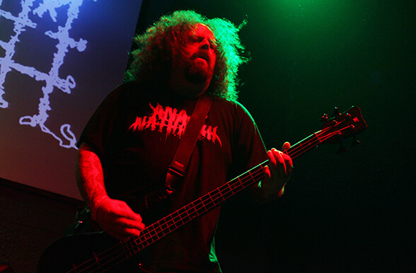 NAPALM DEATH CHILE 2014 05