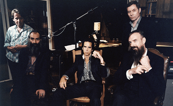 "Streaming del nuevo disco de Nick Cave & The Bad Seeds: ""Skeleton Tree"""