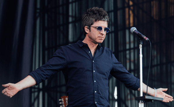 Lollapalooza Chile 2016: Noel Gallagher's High Flying Birds