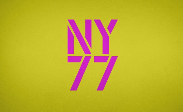 "In-Edit Nescafé: ""NY 77: The Coolest Year In Hell"""