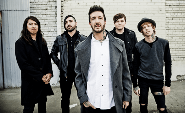 Of Mice & Men libera todos los bonus track de su último disco