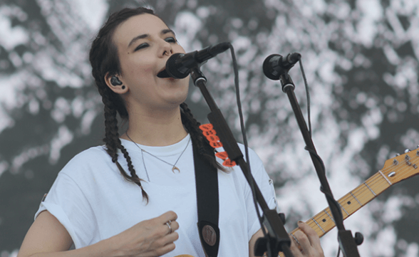 Galería fotográfica de Of Monsters And Men @ Lollapalooza Chile (19/03/2016)