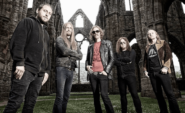 "Streaming del nuevo disco de Opeth: ""Sorceress"""