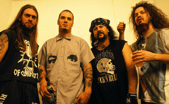 "Pantera reeditará ""The Great Southern Trendkill"" con material inédito"