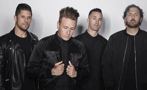 "Nuevo video de Papa Roach: ""American Dreams"""