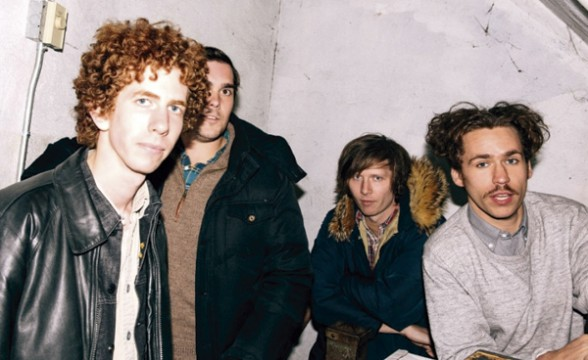 "Nueva canción de Parquet Courts: ""This Is Happening Now"""