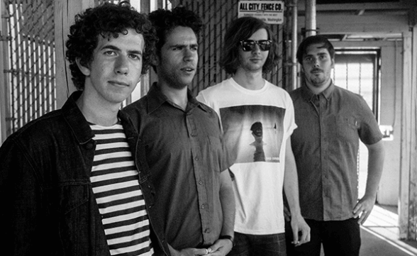 "Nuevo video de Parquet Courts: ""Human Performance"""