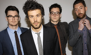 "Passion Pit muestra su video para ""Cry Like A Ghost"""